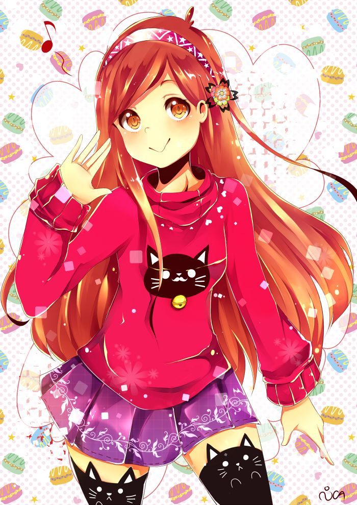 nicapi Drew Mabel again c so bright and sparkles