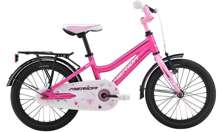 Köp Merida Bella Light 16 Oväxlad - Fri frakt hos Cykelkraft.se