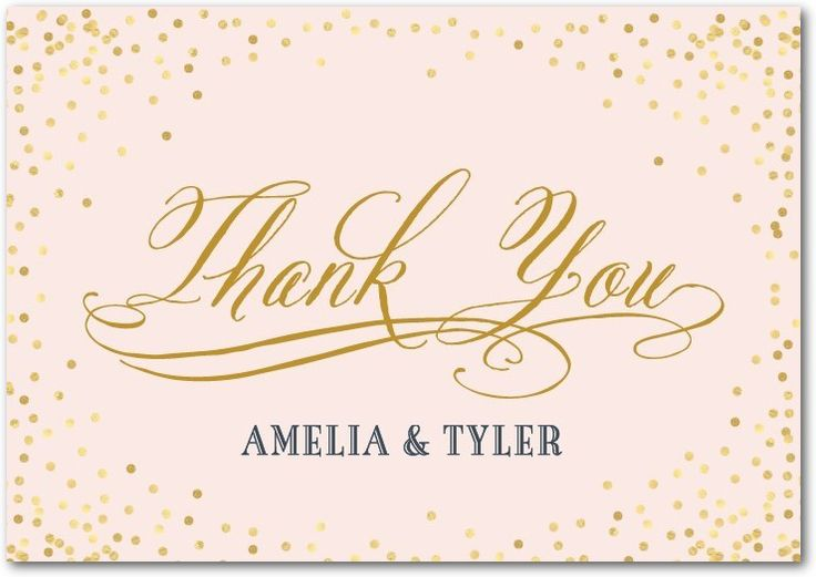 Thank You Cards For Wedding Gifts Etiquette : ... Wedding thank you, Thank you card template and Wedding thank you cards