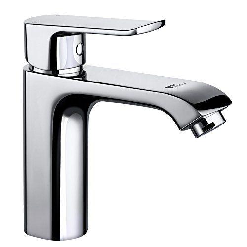 Amzdeal Wasserhahn Bad Waschbecken Waschtischarmatur