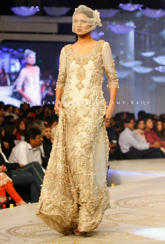 HSY Pantene Bridal Couture Week '13