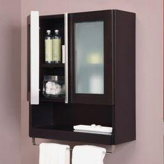 gabinetes de pared para baño - Buscar con Google