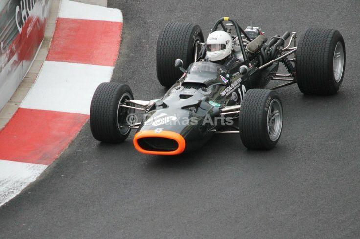 Formula car - Ajoneuvot