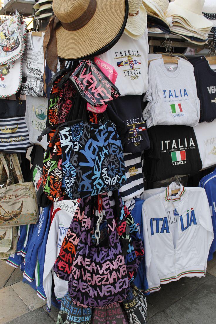 Venice,Italy...souvenir bags! Been!
