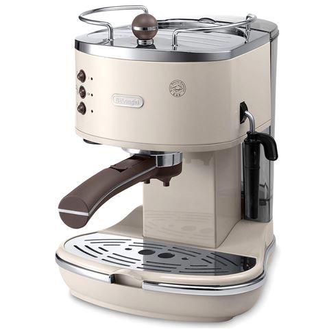 DeLonghi - Icona Vintage Dolce Vita Cream Coffee Machine