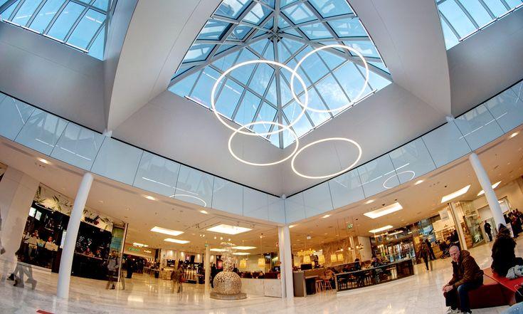 Shopping Mall Helsinki, Finnland