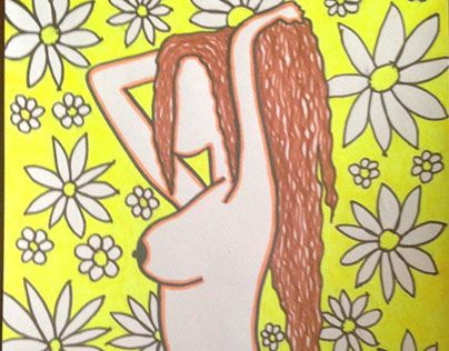"Check out new work on my @Behance portfolio: ""Desnuda."" http://be.net/gallery/33652690/Desnuda"