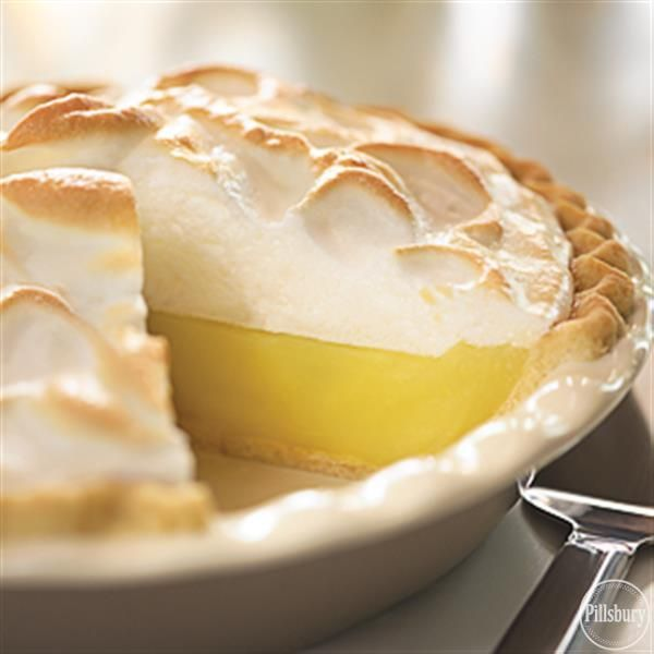 Lemon Meringue Pie from Pillsbury®