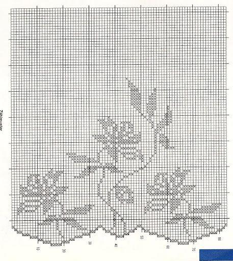 crochet - cortinas - curtains - Raissa Tavares - Álbuns da web do Picasa