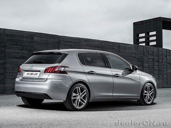 PSA надеется сократить потери благодаря новому Peugeot 308 [Фотогалерея] | Новости автомира на dealerON.ru