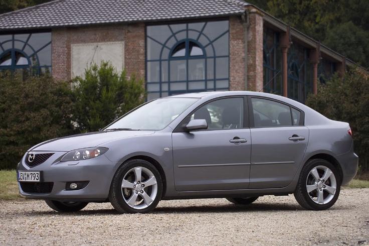 2006 Mazda 3 Sedan Car #9