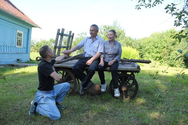 Жизнь горожанки в деревне: (+13)   У детей отпуск