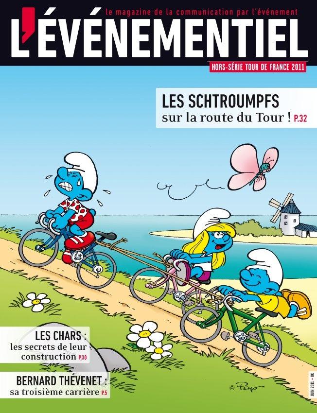 L'ÉVÉNEMENTIEL hors-série Tour de France 2011