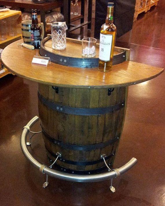 Bar de barril de vino