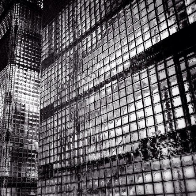 Glass Brick Buildings Lines Amp Rectangle Glass Brick