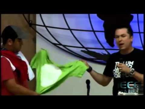 Lucinho Barreto Tema: Extraordinários Pregação Ministrada na IECG 09/12/...