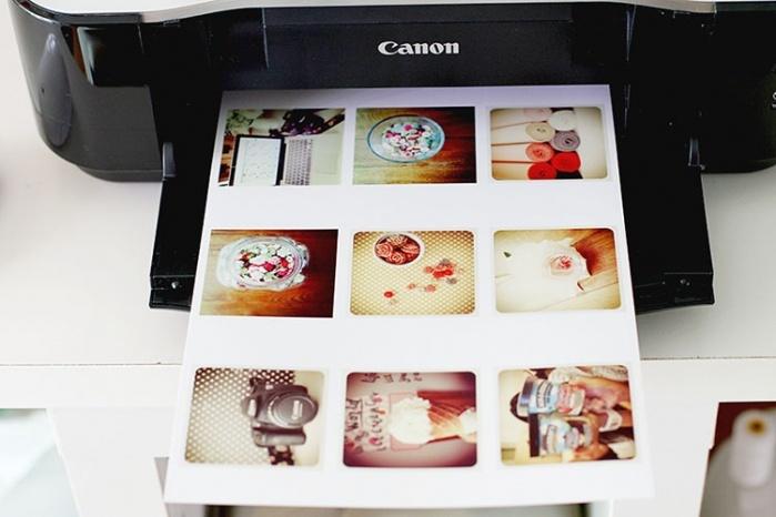 print instagrams