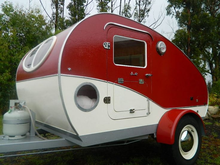 143 best Micro RVs images on Pinterest Vintage campers Vintage
