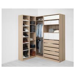 PAX γωνιακή ντουλάπα, 992.179.96 IKEA Greece