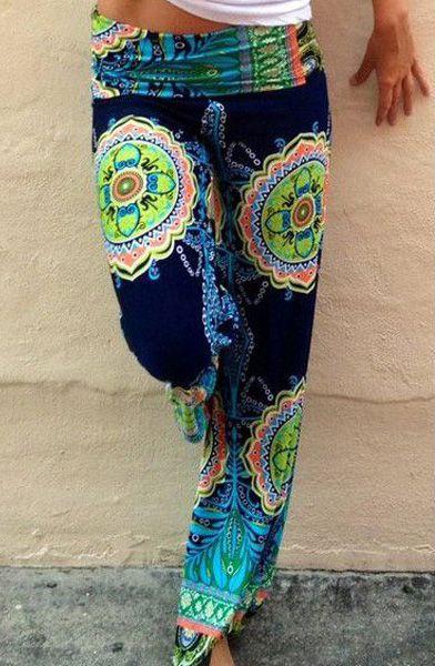 Loose-Fitting Women's Pants