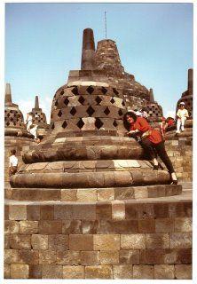 Indonesia - Giava - Tempio Borobudur - agosto 1994