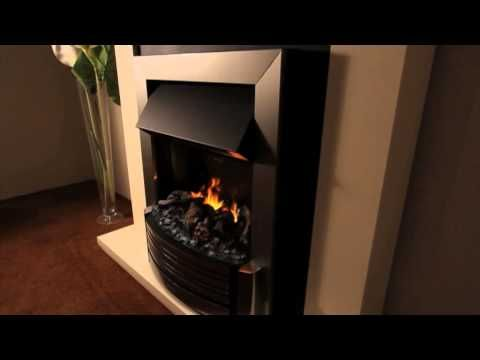 ▶ Dimplex Sacramento -- Opti-myst 3D inset electric fire - YouTube