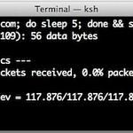 Test Internet Connection Speed from the Command Line