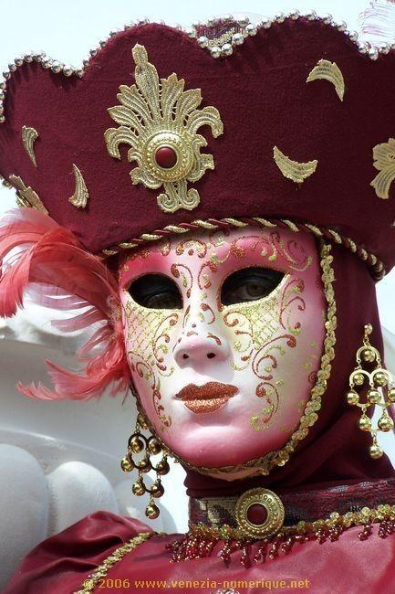 Masques -Carnaval de Venise