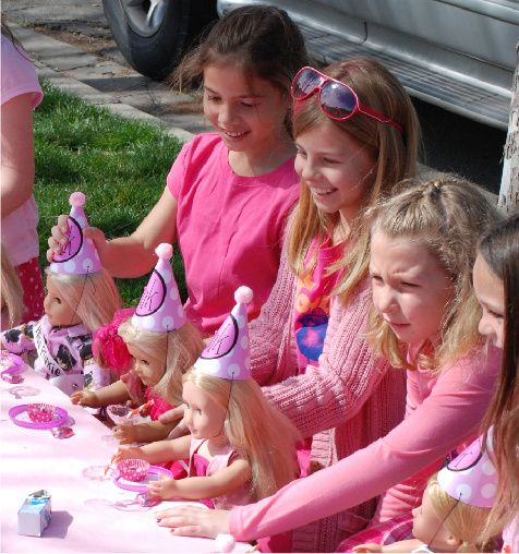 25+ Best Ideas About 9 Year Old Girl Birthday On Pinterest