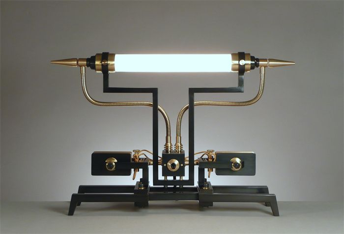 Machine Light No.6 by Frank Buchwald
