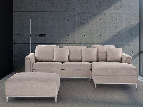 Sofa Oslo In Beige Belianich Wohnzimmer