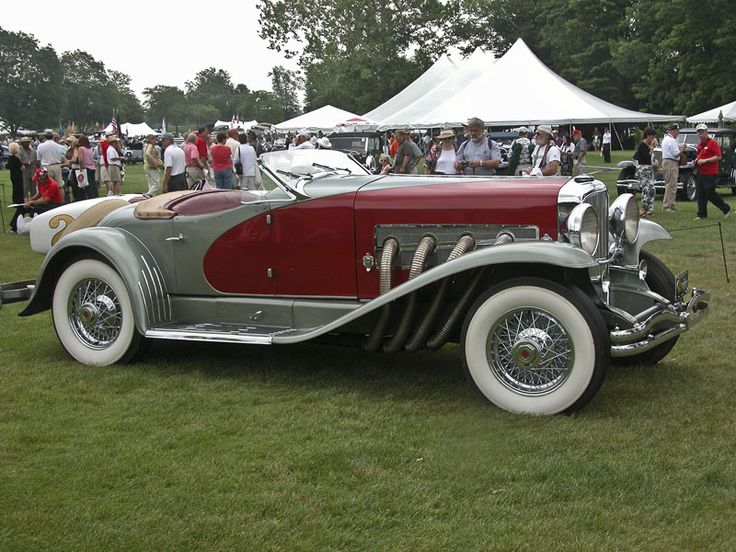 1936 Duesenberg Cars Pinterest