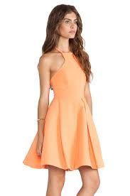 Resultado de imagen para charlotte geordie shore orange flare dress