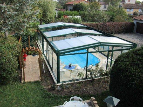 Pool Enclosure   Pool Ideas   Indoor swimming pools, Swimming pool ...