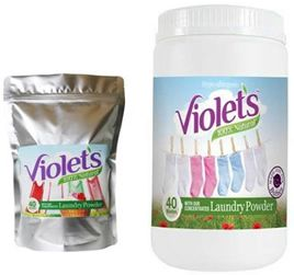 Ultra concentrated, hypo-allergenic, eco washing powder with unique plant and mineral ingredients. Vegan society certified, botanical & natural minerals, biodegradable and free from synthetic chemicals and brightners. Perfect for washing clothes or nappies and great for sensitive skin and eczema because there's no nasty chemicals. All natural ingredients including lavender soap and washing soda leave clothes clean, fresh and beautifully scented. Go on, give it a try! #vegan