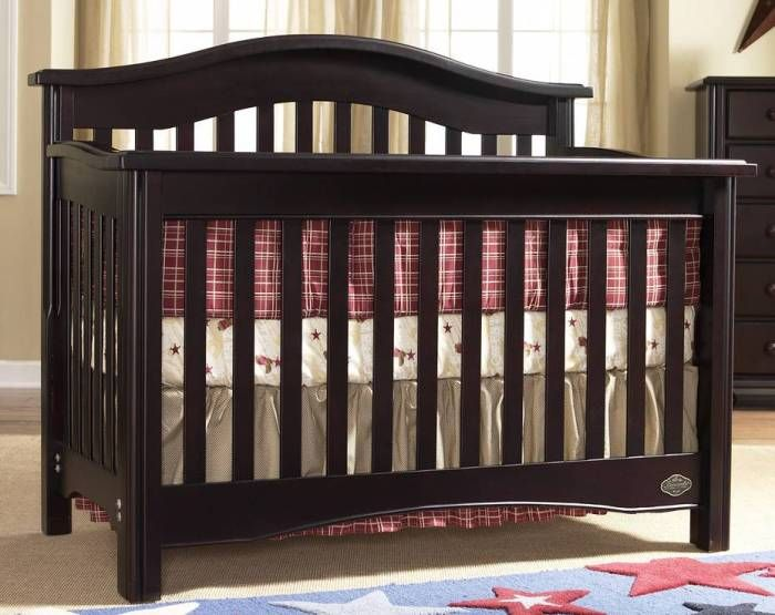 Bonavita Hudson Lifestyle Crib In White Cooper Kids