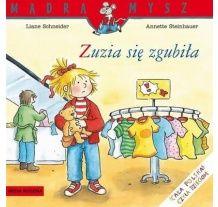 """Książka """"Zuzia się zgubiła"""" wydawnictwo Media Rodzina"""