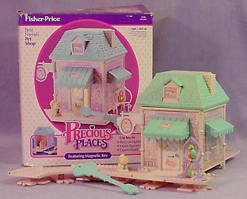 Precious Places Toys 98