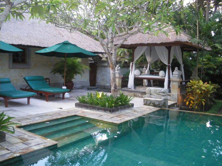 bali resorts images | Eigener Villenpool - Bild Hotel Melia Bali Spa Resort/Garden Villas