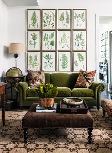Best Green Sofa Ideas On Pinterest Green Living Room Sofas