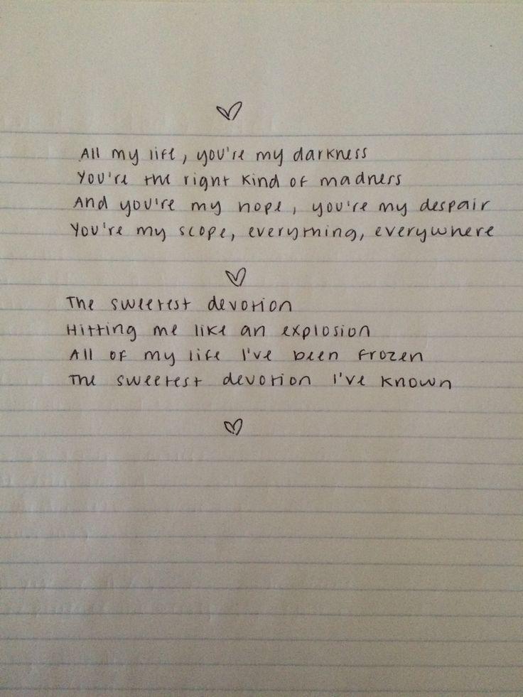 """""""Sweetest Devotion"""" Adele"""
