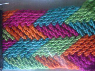 cargadera #asonia #ply-split braiding