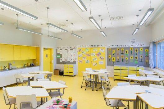 Niemenranta Elementary School / ALT Architects + Architecture Office Karsikas   ArchDaily