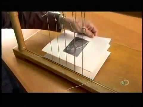 How Its Made   Traditional Bookbinding