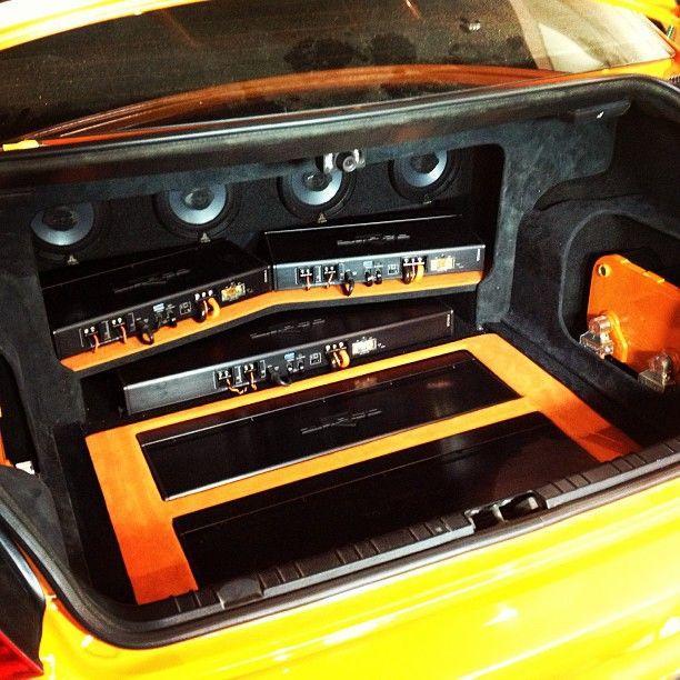 Car Audio Installation - DIY or Professional Help | Car ... |Stormtrooper Car Audio Custom Trunk Install