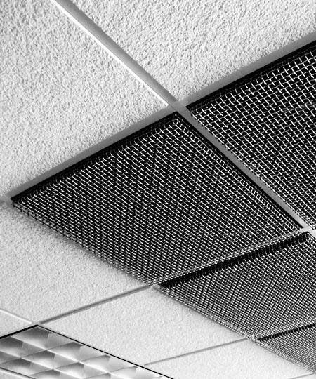 Drop Ceiling Grates: SPEEDI-GRILLE 10 In  Round Ceiling Air