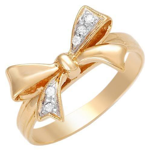 13 best Bow ring images on Pinterest