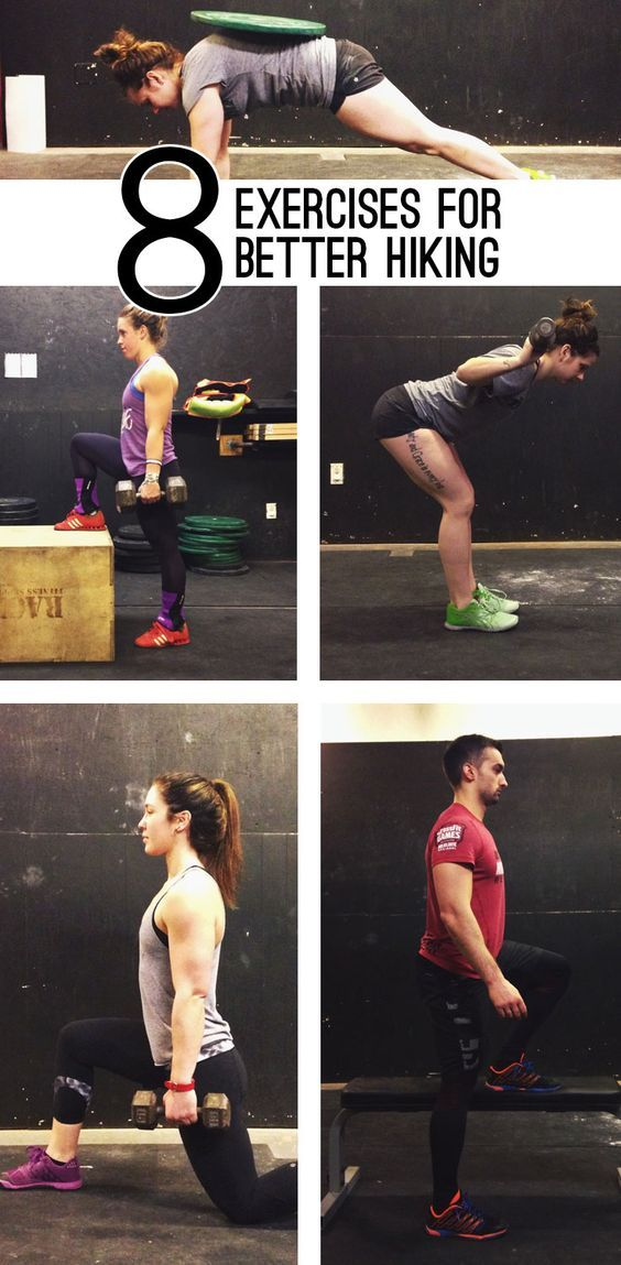 Work it Out: Eight Exercises for Stronger, More Stable Hiking