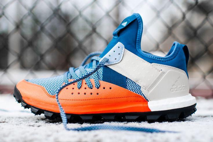 "adidas Response Trail Boost ""Energy Orange"" - EU Kicks Sneaker Magazine"