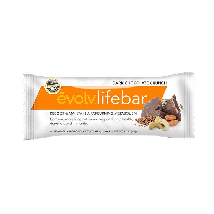 Evolv Chocolate LIFEbar - Single Box